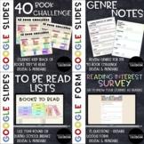 Digital Book Challenge Bundle  |  Google  |  Distance Learning