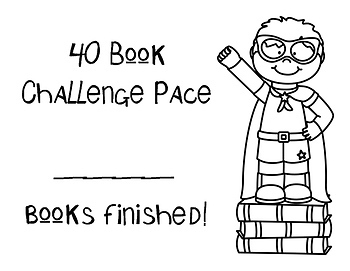Book Challenge Pace Posters