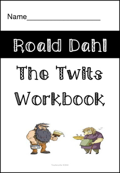 Book Challenge Roald Dahl's The Twits