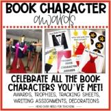 Book Character Awards | Character Traits