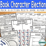 Book Character Class Election