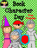 Book Character Day {Freebie}