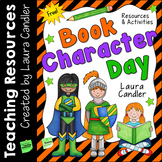 Book Character Day Freebie