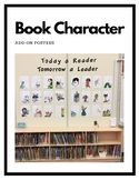 Book Character Add-On Posters