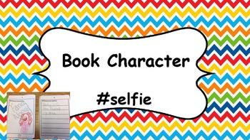 Book Character Selfie