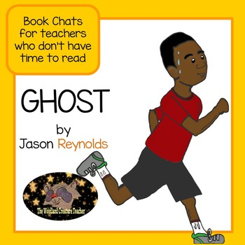 Book Chat Ghost by Jason Reynolds