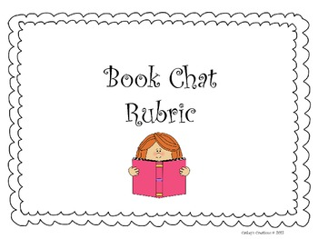 Book Chat Rubric