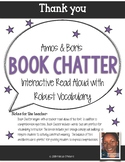 Book Chatter - Amos and Boris