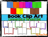 Book Clip Art (For Commercial or Personal Use!)