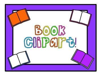 Book Clipart Free!