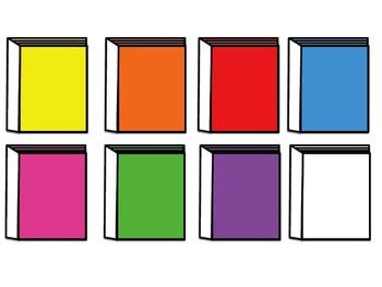 Book Clipart Freebie !