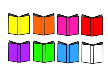 Book Clipart Freebie!