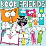 Book Clipart, Reading Graphics