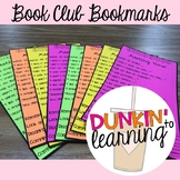 Book Club Book Marks