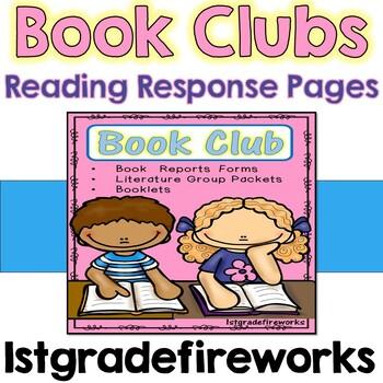 """""""Book Club""""  Book Reports"""