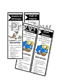 Book Club Bookmarks English and Spanish