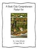 Book Club Comprehension Packet for Magic Tree House #6 Aft