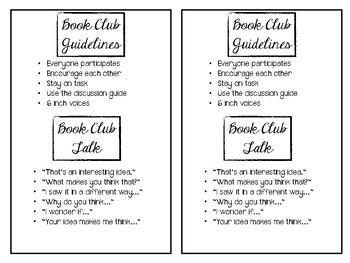 Book Club Discussion Guide!