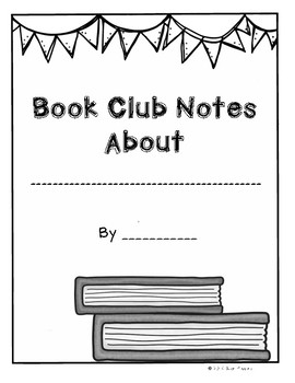 Book Club Discussion Notes