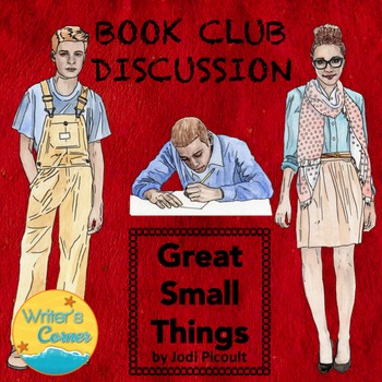 "Book Club Discussion ""Great Small Things"" by Jodi Picoult, Racism, Civil Rights"