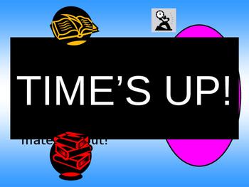 Book Club Discussion Timer