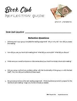 Book Club FREEBIES for Set-up & Assessment for Secondary ELA