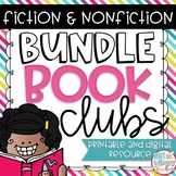 Book Club Fiction and Nonfiction Bundle