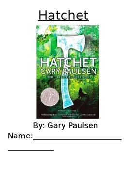 Book Club Hatchet (Gary Paulsen)