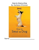 Book Club How to Steal a Dog (Barbara O'Connor)