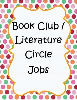 Book Club (Literature Circle) - Informational