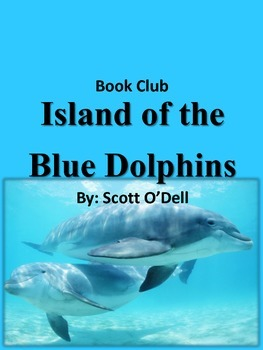 Book Club - Island of the Blue Dolphins
