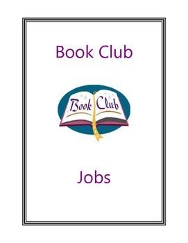 Book Club Jobs