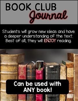Book Club Journal