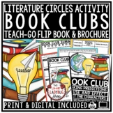 Book Club & Literature Circle Activities Reading Response