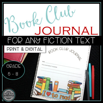 Book Club •  Making Connections •40 Book Challenge • Liter