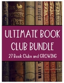 Book Club Mega Bundle (28 Book Clubs and Growing)