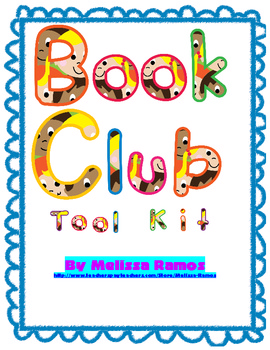 Book Club Must-Have Tool Kit