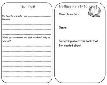 Book Club Notebook for Any Book