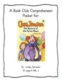 Book Club Packet for Cam Jansen The Mystery of the Circus Clown