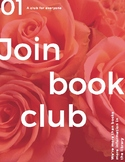 Book Club Posters