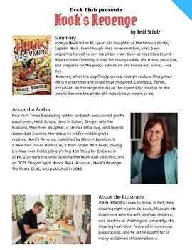 Book Club Presents: Hook's Revenge
