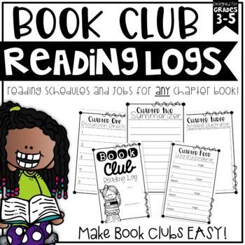 Book Club Printable Booklets