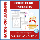 """Book Club Projects for Laurel Remington's """"Secrets and Scones"""""""