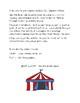 Book Club Questions for Cam Jansen/Circus Clown