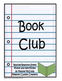Book Club Reading Response Activities for Fiction and Non-