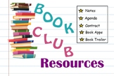 Book Club Resources