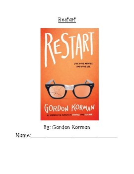 Book Club Restart (Gordon Korman)