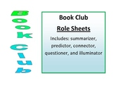 Book Club Role Sheets