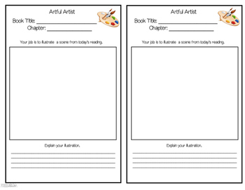 book club roles 1 2 page worksheets by free to teach tpt. Black Bedroom Furniture Sets. Home Design Ideas
