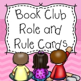 Book Club Roles and Rules Job